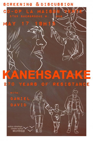 Kanehsatake 270 years of resistance